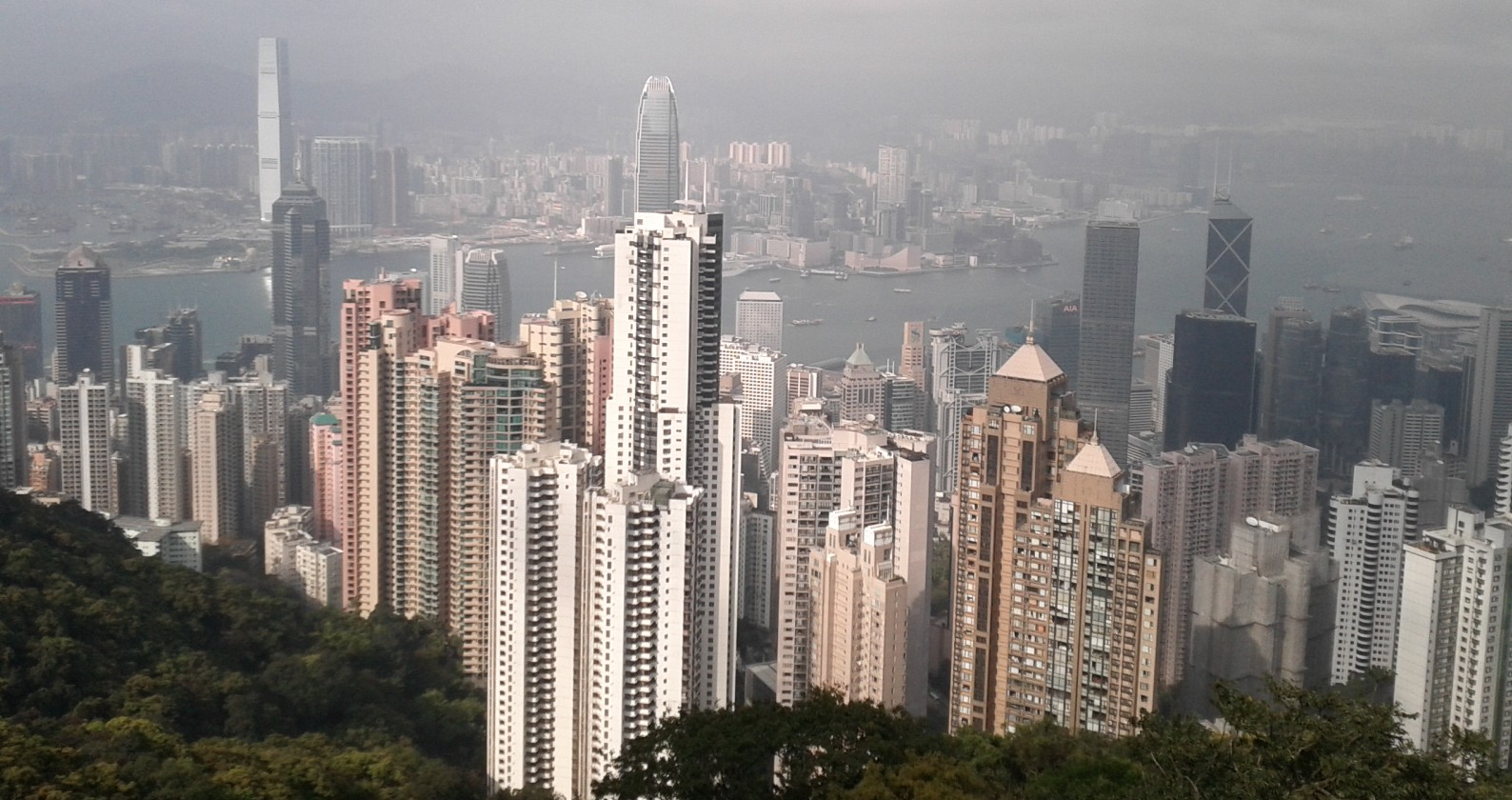 Why We're Not Leaving Hong Kong Amidst the Wuhan Novel Coronavirus Outbreak
