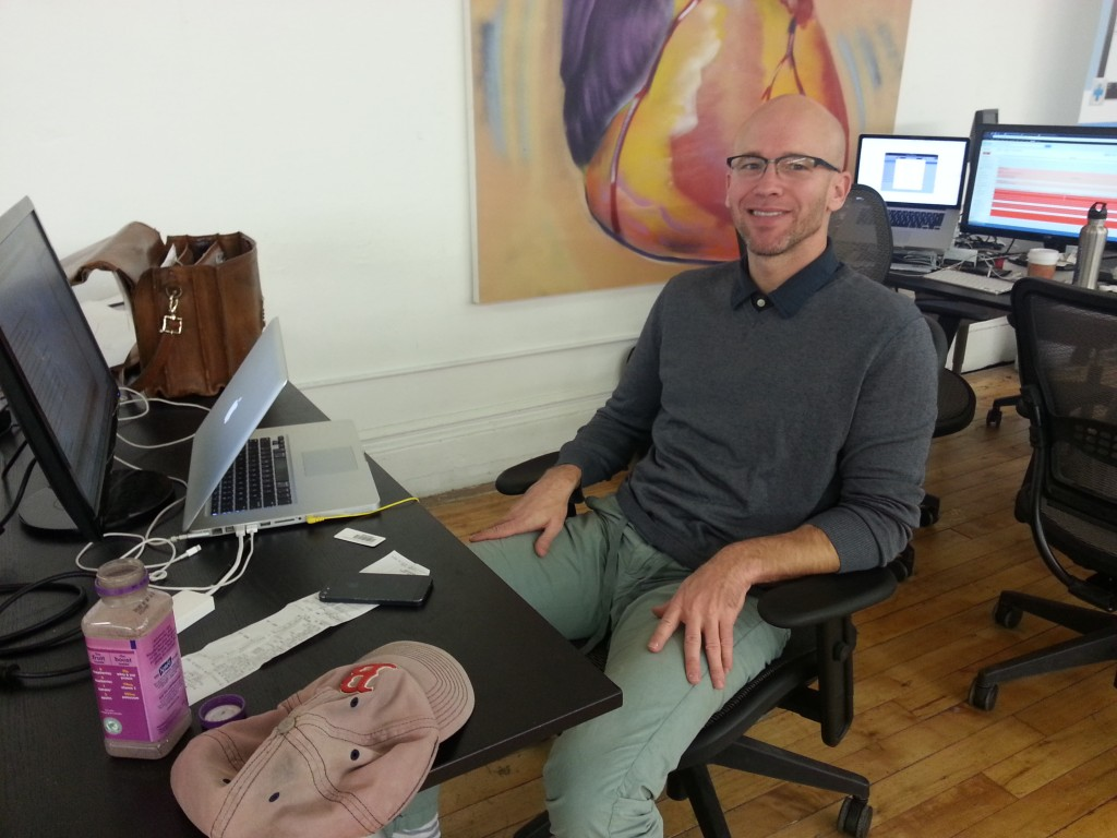Matthew Stanfield, solo founder of BagIQ.com. I recommend one, two, or three founders, with the ideal number being two.