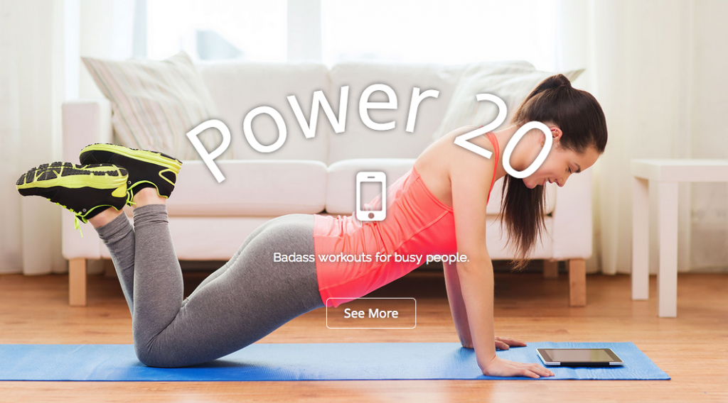 Power 20, 2012 - Present. Founder. I'm bootstrapping this project and learning to get good at product. I'm doing a bit of everything here: marketing, coding, designing.