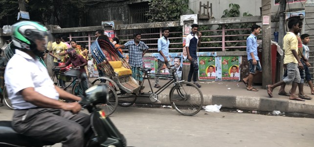 Notes from Dhaka: Bad Air