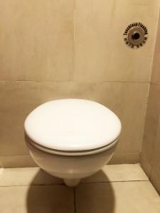toilet in HK